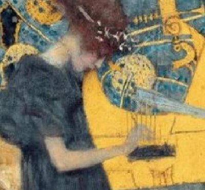 Gustav Klimt - Allegory of Music