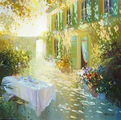 Художник Laurent Parcelier