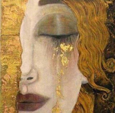 Густав Климта. Золотые слёзы